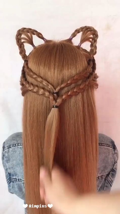 Long Hair Hairstyles For Girl  | Hairstyles Tutorials Compilation 2019 | Part 146