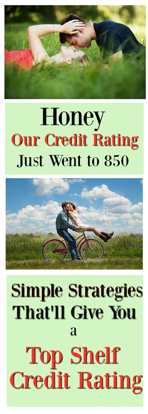 4 Simple Steps to Finally Getting a Good Credit Score