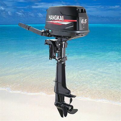 6 5hp 123cc 4 Stroke Outboard Motor Fishing Boat Engine Water Cooling Cdi System Boat Engine Outboard Motors Outboard