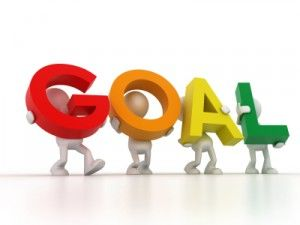 Goal Setting for Menopausal women. 5 Simple steps to achieving your 2013 goals.