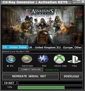 Download Hack Tool and Cheat Game : [PC] Assasin Creed Syndicated