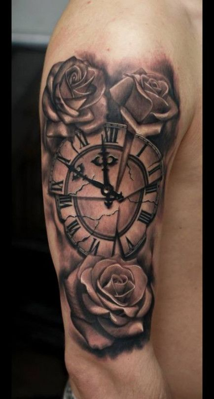 Tattoo Hombre Brazo Brujula 26 Ideas Sleeve Tattoos Half Sleeve Tattoos For Guys Arm Tattoos For Guys
