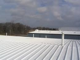 Pressure Washing Coldwater Detroit Commercial Painting Services Is 1 With Elastomeric Roofing And For Goo Commercial Roofing Roofing Contractors Roofing