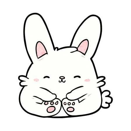 Cute Cartoon Bunny Rabbit Cartoon Bunny Rabbit Cartoon Cute Bunny Cartoon