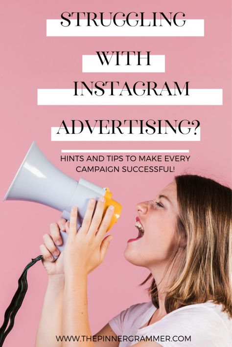 Tips to creating the perfect Instagram Advertising campaign