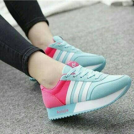Sepatu Sneakers Wanita Spon Adidas All Tosca Sepatu Wanita