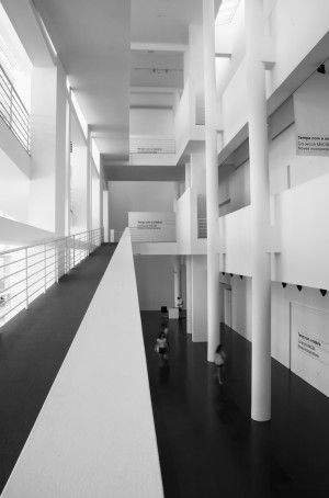 Macba Richard Meier Barcelona Spain Richard Meier