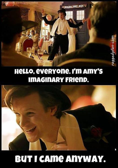 Possibly my favorite part with this Doctor. Matt Smith - Eleven - Doctor Who Doctor Who, Eleventh Doctor, Good Doctor, Matt Smith, Tardis, Zack E Cody, Pokerface, Don't Blink, Torchwood