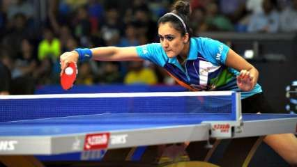 Indian Table Tennis Star Manika Batra Co Left Stranded By Air India Indian Table Table Tennis Tennis Stars