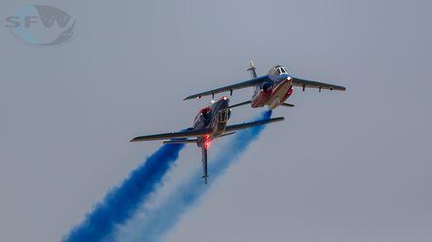 Alpha Jet Patrouille De France Aviones