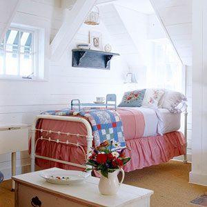 love attic style bedrooms