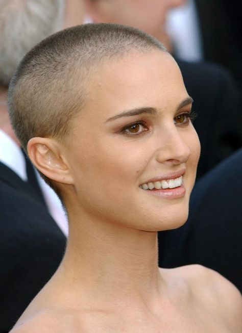 Empowerment, courage and beauty: 4 women on why they shaved
