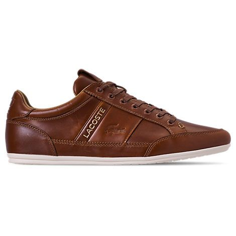 Men S Chaymon Casual Shoes Brown With Images Lacoste Shoes