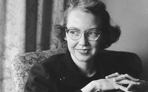 """Flannery O'Connor to Lit Professor: """"My Tone Is Not Meant to Be Obnoxious. I'm in a State of Shock"""""""