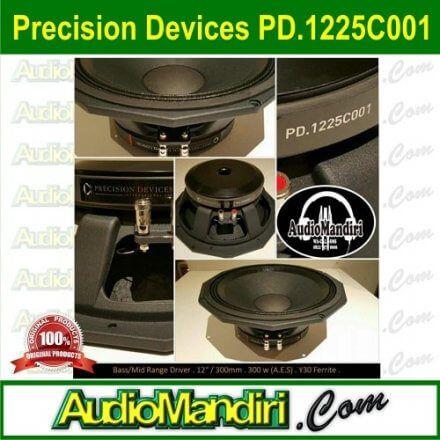 Speaker Komponen Precision Devices Pd 1225c001 Produk