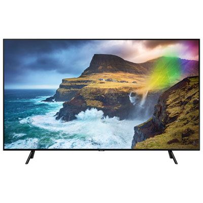 Samsung 65 4k Uhd Hdr Qled Tizen Smart Tv Qn65q70rafxzc Smart
