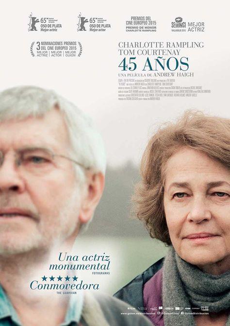 45 años | BukerMovies