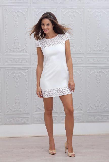 Cómo Elegir Vestido Blanco Para Boda Civil El Cómo De Las
