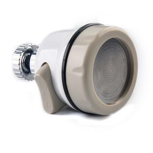 Moq 200 Pcs Water Saving Faucet Aerator Plating Plastic Swivel Water Adapter Waterfall Shower Head Waterfall Shower Adjustable Shower Arm Plating