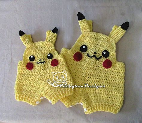 27207f4dc Winnie The Pooh Inspired Hat & Diaper Cover - Free Crochet Pattern ...