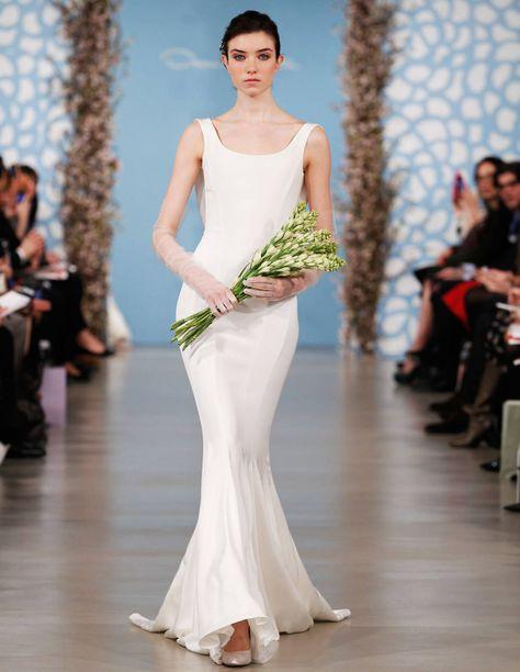 5852f19801d Spring 2014 Bridal-Bridal Gowns 2014 - Town   Country Magazine Oscar de la  Renta
