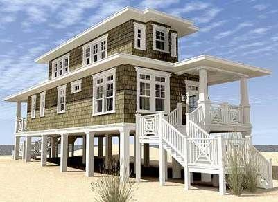 Best House Beach Plans Coastal Homes Elevated 53 Ideas Modern Beach House Tiny Beach House Small Beach Houses