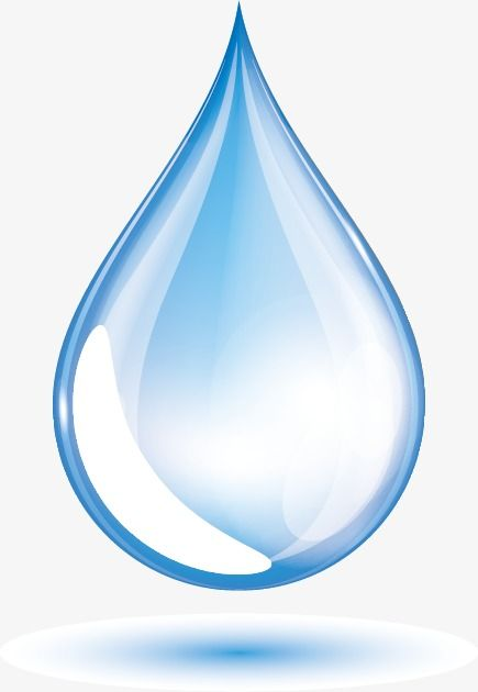 Water Drops Vector Water Drop Crystal Clear Png Transparent