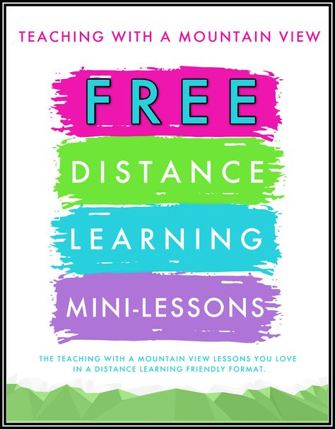 Free Distance Learning Mini-Lessons, , Low-prep and engaging digital mini-lessons that you can implement tomorrow in your upper elementary classroom that are PERFECT for distance learning. Home Learning, Learning Resources, Quotation Marks Rules, Daily Math, School Closures, Text Features, Sixth Grade, Third Grade, Upper Elementary