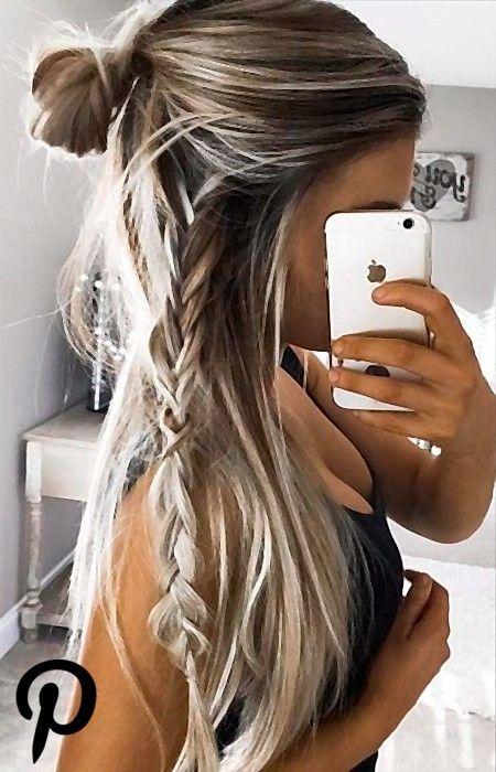 Leichte Frisuren Fur Lange Haare 2017 Lange Haare Coole Frisuren Frisuren