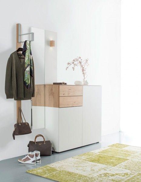 Sudbrock Garderobe Ted Designermobel Raum Form Eingebauter Kleiderschrank Garderobe Garderobe Flur