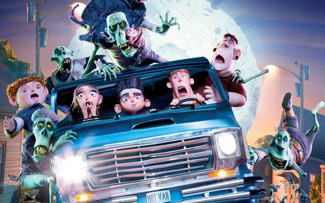 ParaNorman  Comedy Horror Movie Wallpapers | HD Wallpapers | ID #11792