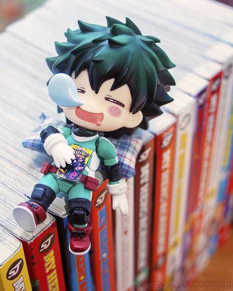 My Hero Academia Merchandise, Anime Merchandise, My Hero Academia Memes, Hero Academia Characters, My Hero Academia Manga, Figurine Pop Manga, Anime Figurines, Chibi, Otaku Room