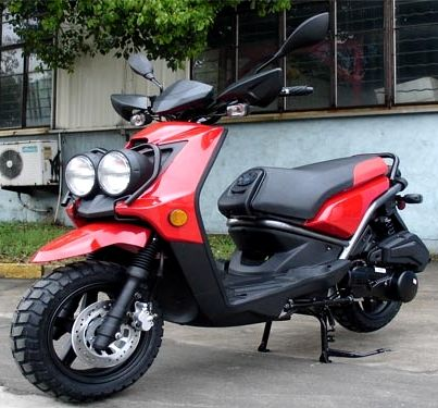 150cc Goat Scooter Moped Electric Scooter For Kids Moped Scooter Trike Scooter