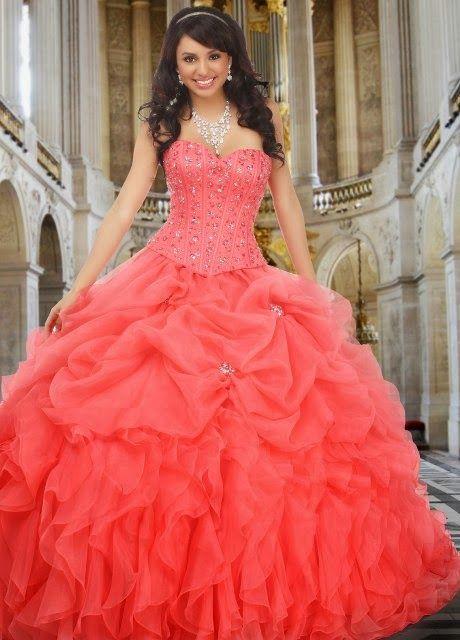 Dress for 15 color melon
