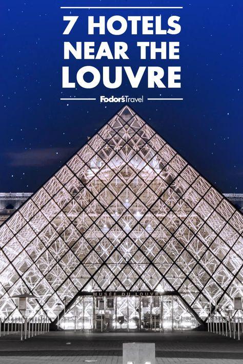 Paris Hotels France Travel Louvre Thelouvre Wander Bucketlist Art Europe Vacation Parishotels