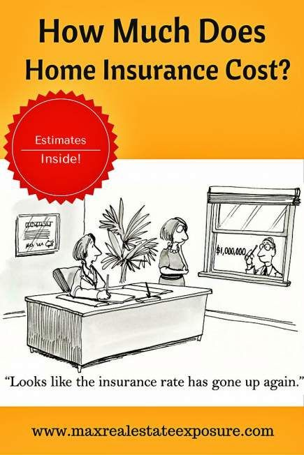 How Much Does Home Insurance Cost See These Insurance Tips And