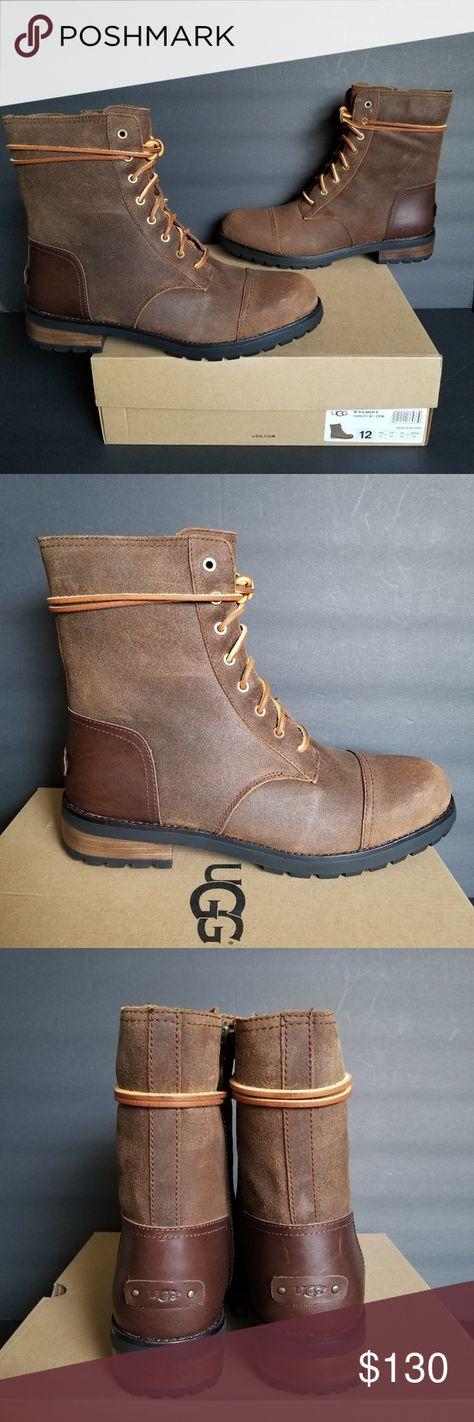 1fc32450d UGG Kilmer II Water-resistant Leather Boots. NEW UGG Kilmer II Leather Boots .