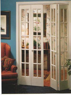 French Doors Bifold Patio