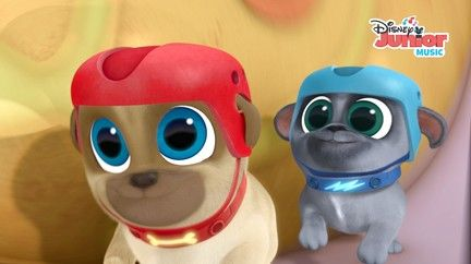 Music Video Soup Bowl Slidin Dogs And Puppies Disney Junior