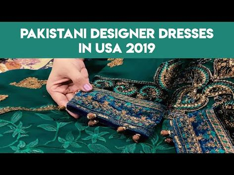 6ad7e6c0c4 Pakistani Wedding & Eid Dresses in USA, Canada & UK with Fast on Time  Delivery
