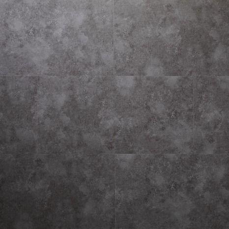 Dalle Pvc Adhesive Anthracite Long 60 X Larg 30 5 Cm X Ep 2 Mm Goodhome Dalle Pvc Dalle Pvc Adhesive Pvc