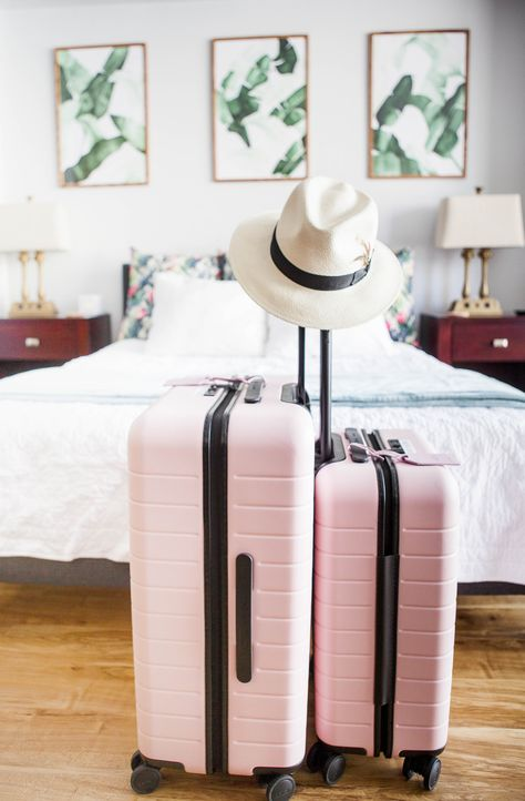 Away Luggage Review (Bonus: Blush is back in stock