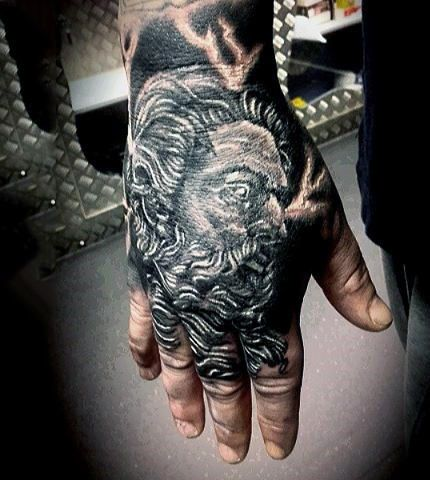 80 Zeus Tattoo Designs For Men A Thunderbolt Of Ideas Zeus