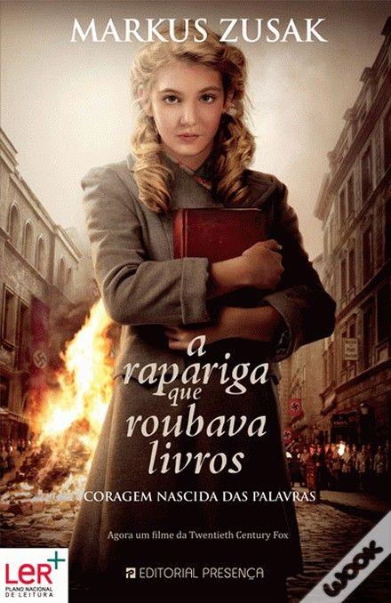 A Rapariga Que Roubava Livros Markus Zusak Wook Filmes