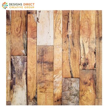Brown Wood Peel Stick Removable Wallpaper Wood Wallpaper Removable Wallpaper Wood