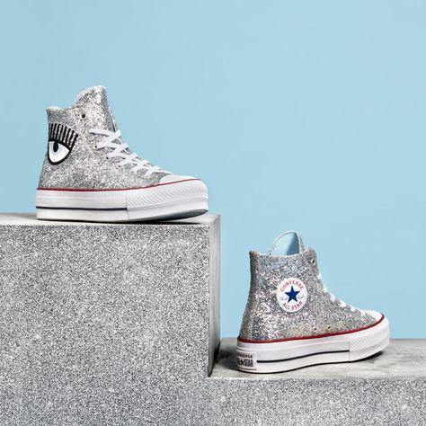 scarpe di chiara ferragni converse
