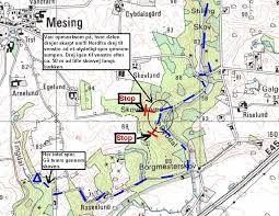 Billedresultat For Kort Over Silkeborg Og Omegn