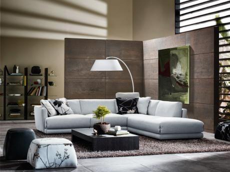 Natuzzi Italia Erasmo Sectional Modern Italian Furniture Furnitalia Living Room Designs Furniture Luxury Furniture