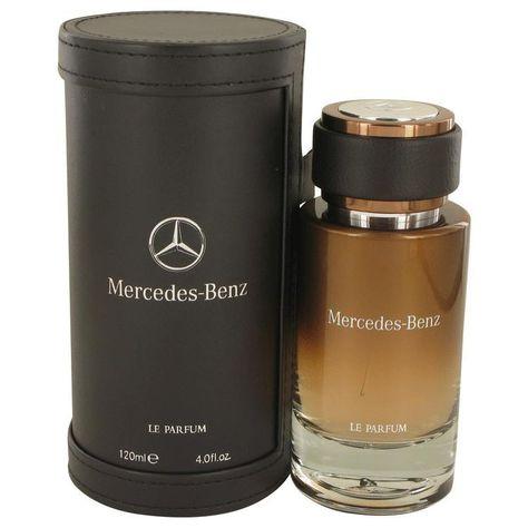 Mercedes Benz Le Parfum by Mercedes Benz Eau De Parfum Spray 4 oz ... 49e8cd30f646