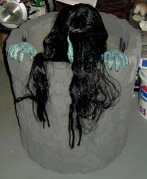 25 Gruesome DIY Haunted House Props To Make Your Halloween The Scariest Ever Haunted House For Kids, Diy Haunted House Props, Scary Haunted House, Haunted House Party, Haunted House Decorations, Scary Halloween Decorations, Halloween Haunted Houses, Halloween Party Decor, Haunted Woods